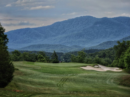 Best Course You've Never Heard Of? Bright's Creek | Mill Spring, NC