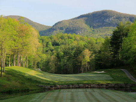 Lake Toxaway CC & The Greystone Inn - A Marriage of Smoky Mountain Masterpieces