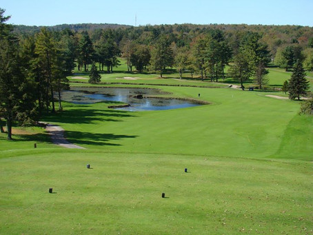 In Memoriam - The Golf Course Graveyard