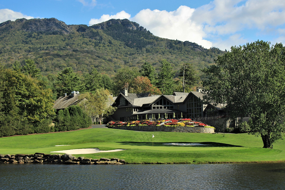 Grandfather Country Club, Grandfather mountain, Linville, NC, Ellis Maples