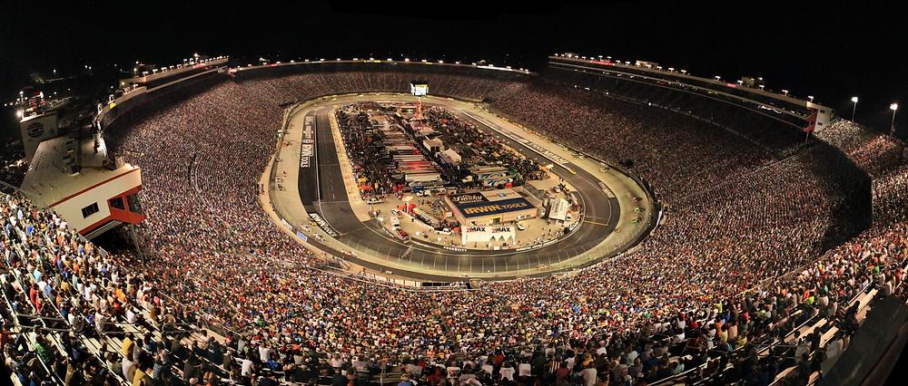 Bristol Motor Speedway NASCAR Night Race
