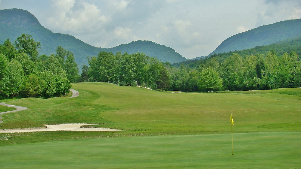 Blue Ridge Mountains, Linville Falls, Lee Trevino, Blue Ridge Country Club