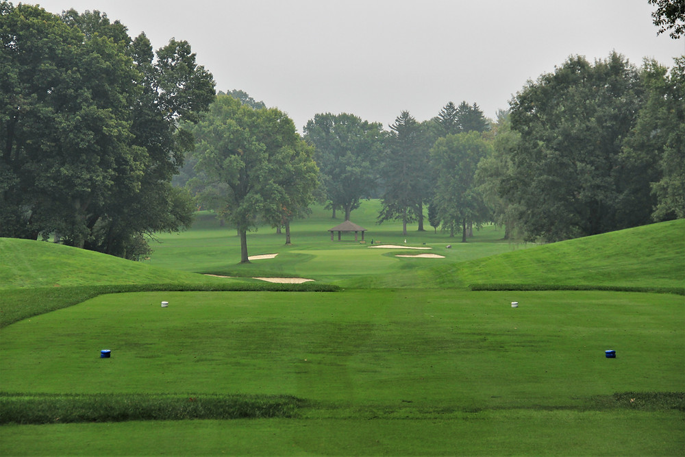 Oak Hill, Country Club, Donald Ross, PGA, Rochester, New York, Upstate NY, Golf Course