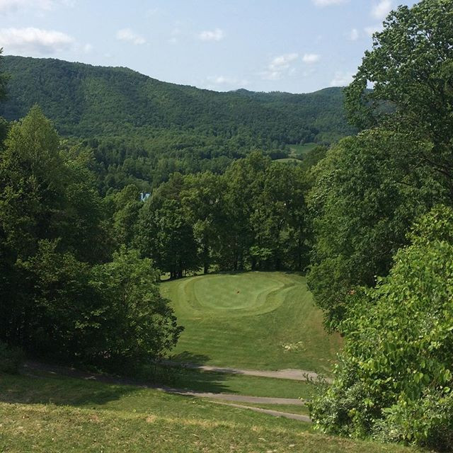 Buffalo Valley Golf Course Unicoi Johnson City TN closed