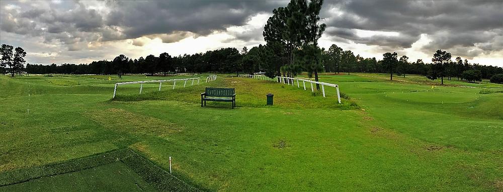 Bottlebrush short par 3 course at Longleaf golf and family club pinehurst nc us kids golf