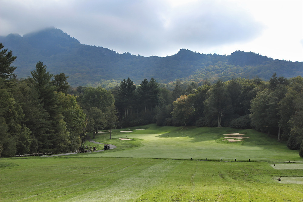 Grandfather Golf & Country Club Linville NC Ellis Maples Golf Digest Top 100