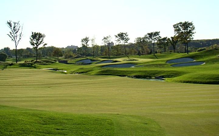 Liberty National Golf Club in Jersey City NJ PGA Top 100 Tom Kite