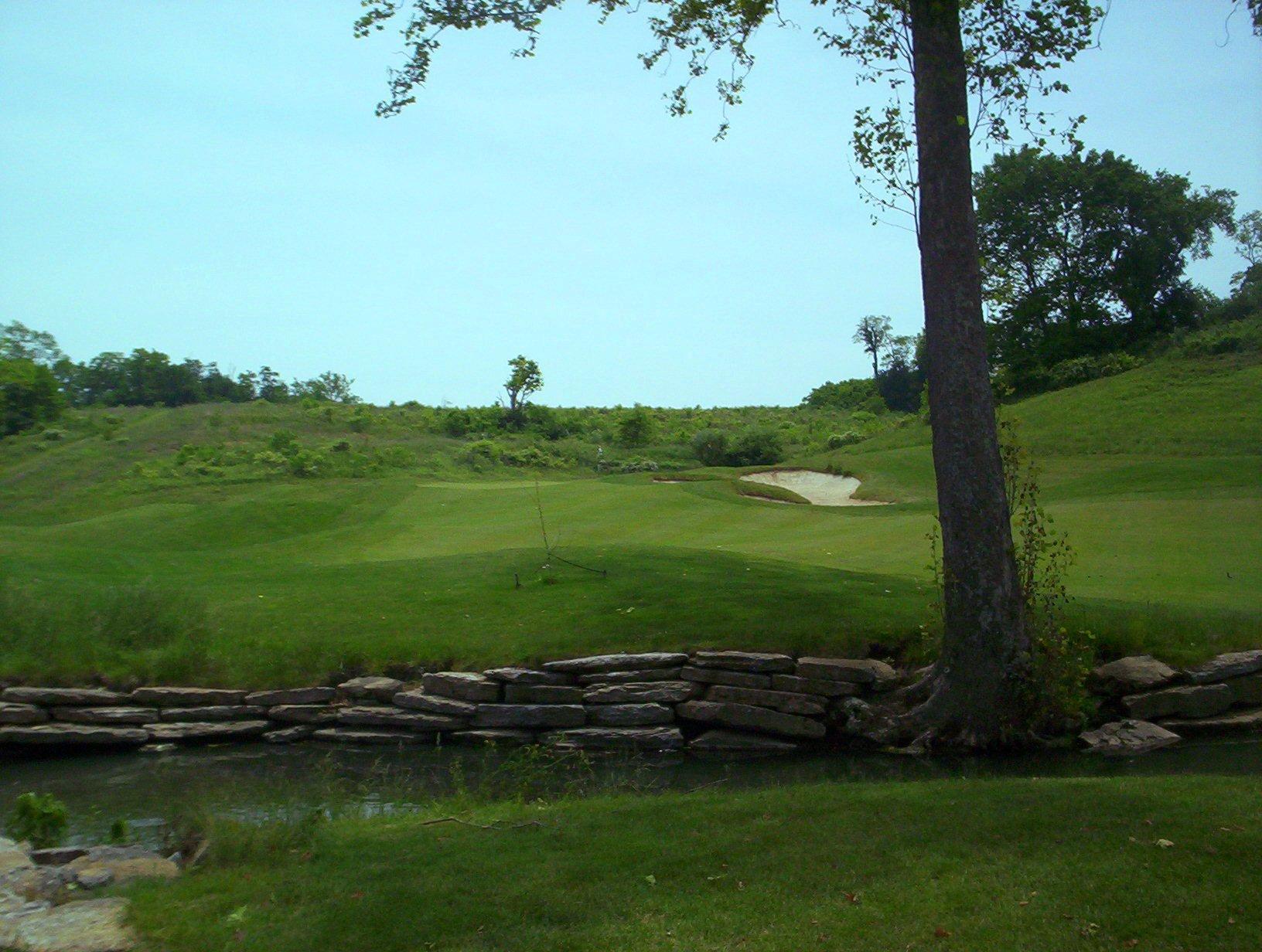 Old Silo Golf Club Mt Sterling KY Graham Marsh