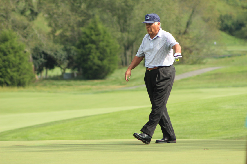 Lee Trevino The Olde Farm Golf Club Bristol Virginia VA  PGA Tour American Legends