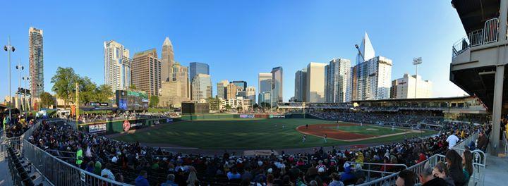 BB&T Ballpark Charlotte Knights Baseball