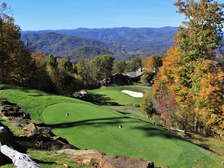 Most Breathtaking Par 3 in The Carolinas