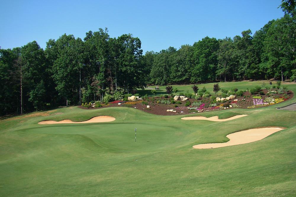 Cleghorn Golf Plantation Tryon Resort George Cobb rutherfordton, NC