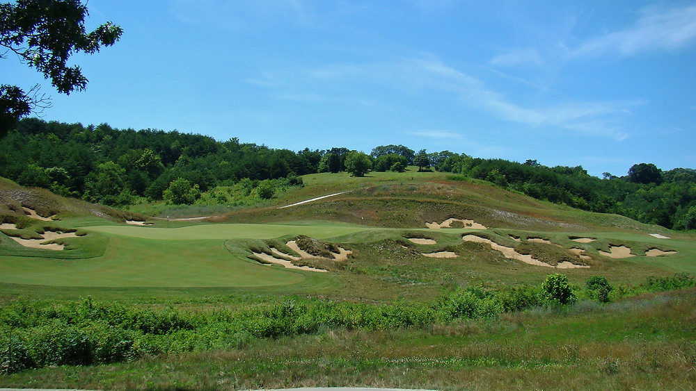 Ballyhack Golf Club in Roanoke VA by Lester George