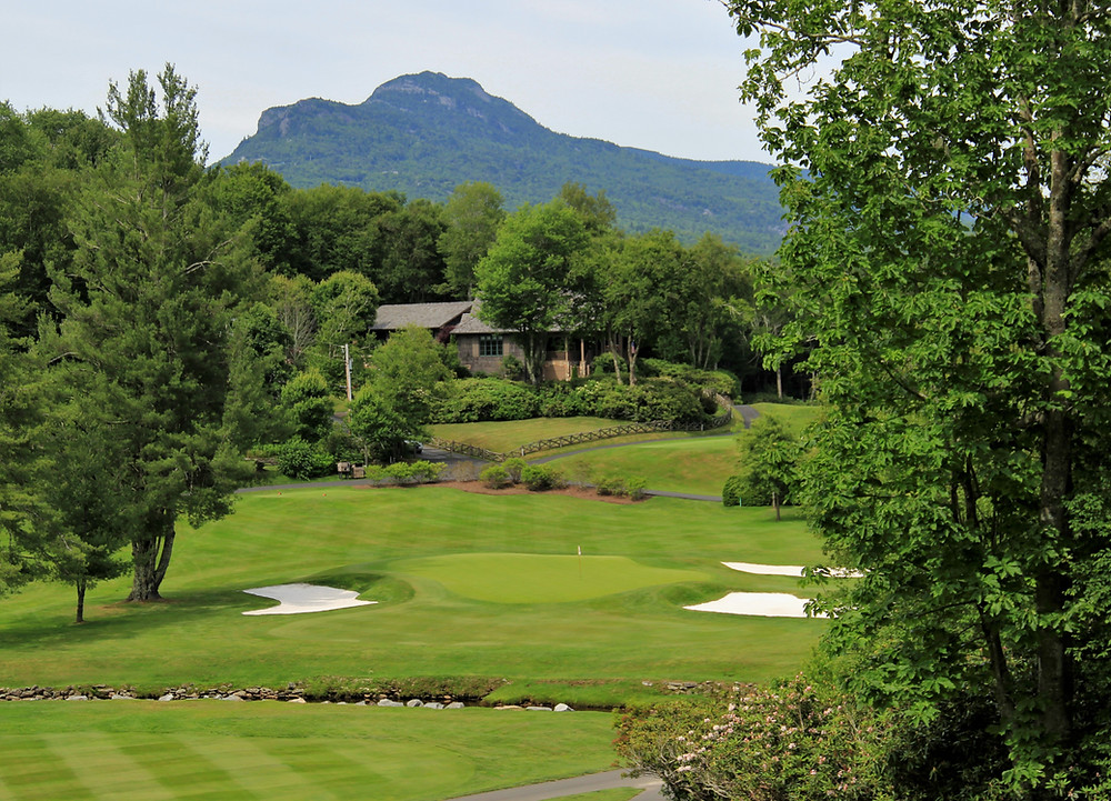 Linville Golf Club, Eseeola Lodge, Linville, NC, Donald Ross, Birthplace of golf