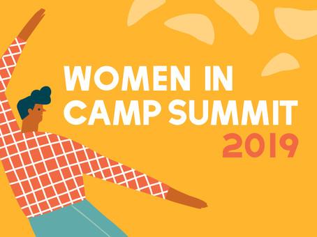 Women In Camp Summit 2019