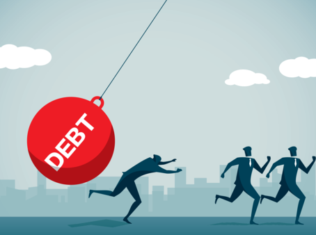 Controlling Your Debt: Easy Steps to Take for Life Success