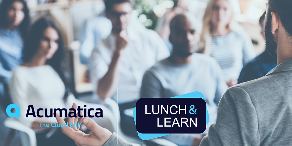 June Lunch & Learn - Demonstration of Acumatica the Cloud ERP Software