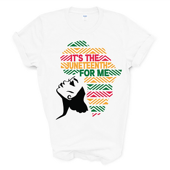 It's the Juneteenth for Me Unisex Tee