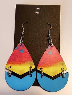 Punch Berry Earrings