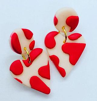 It's All Love Earrings