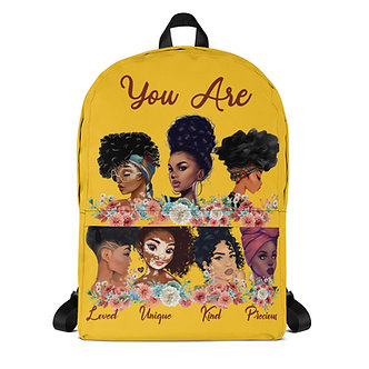 You Are Amazing Backpack