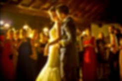 baile para novios románticos