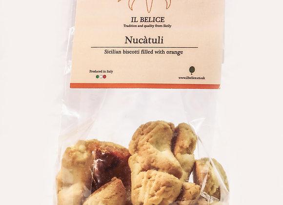 Orange Nucàtuli Biscotti