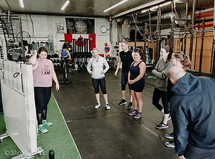 Why should you try functional group fitn