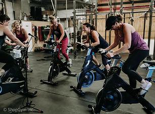 Spin girls