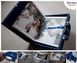 Álbum de Casamento - Fotógrafo