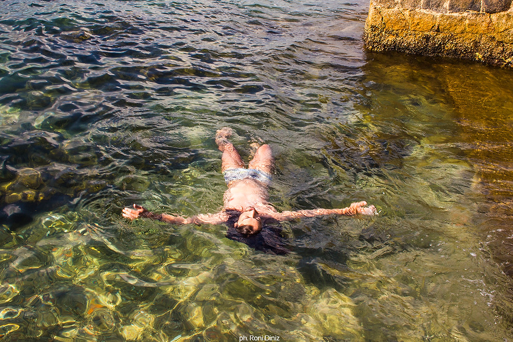Praia da Feiticeira de Iha Bela por Roni Diniz