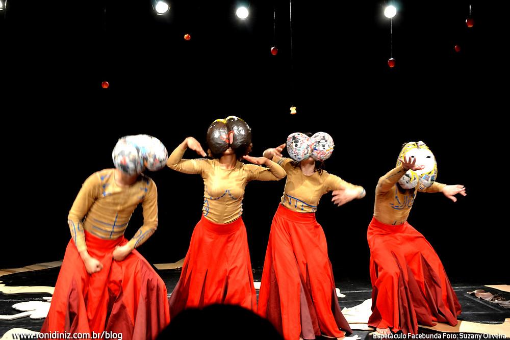 Espetáculo Facebunda de Dança Contemporânea, Coletivo Provisório