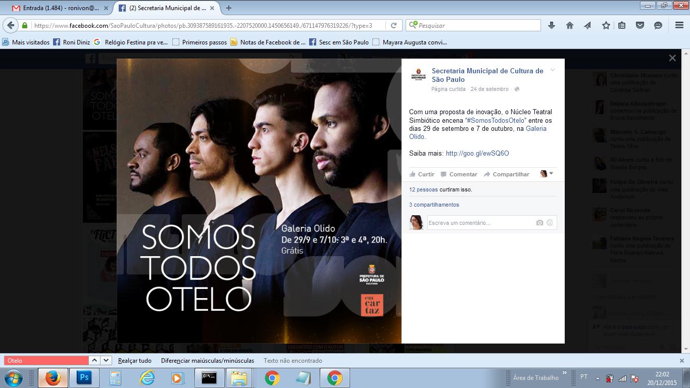 2015-09 #SomosTodosOtelo no Facebook SMC