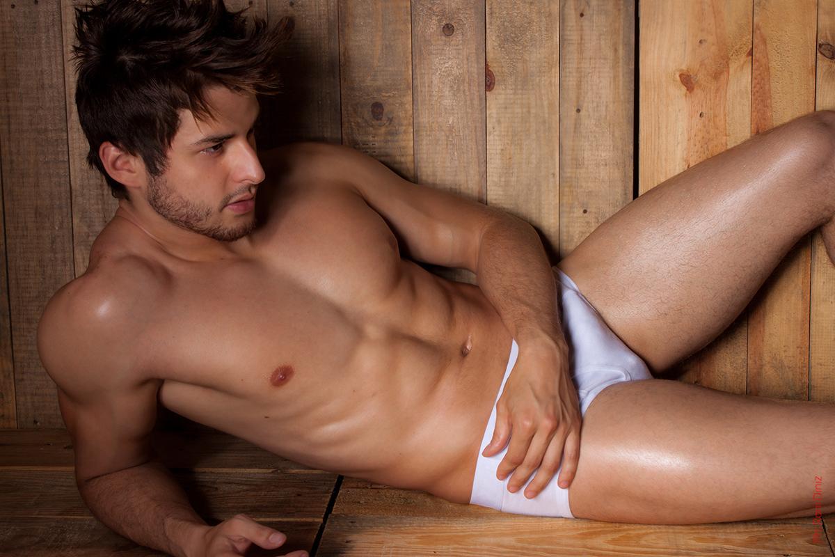 Ensaio Sensual Masculino (2)
