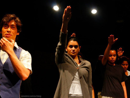 Teatro de Grupo, Bastidores, Vida, Distanciamento - Cia Paideia