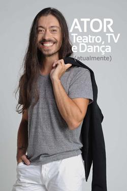 Ator, Teatro, TV e Dança