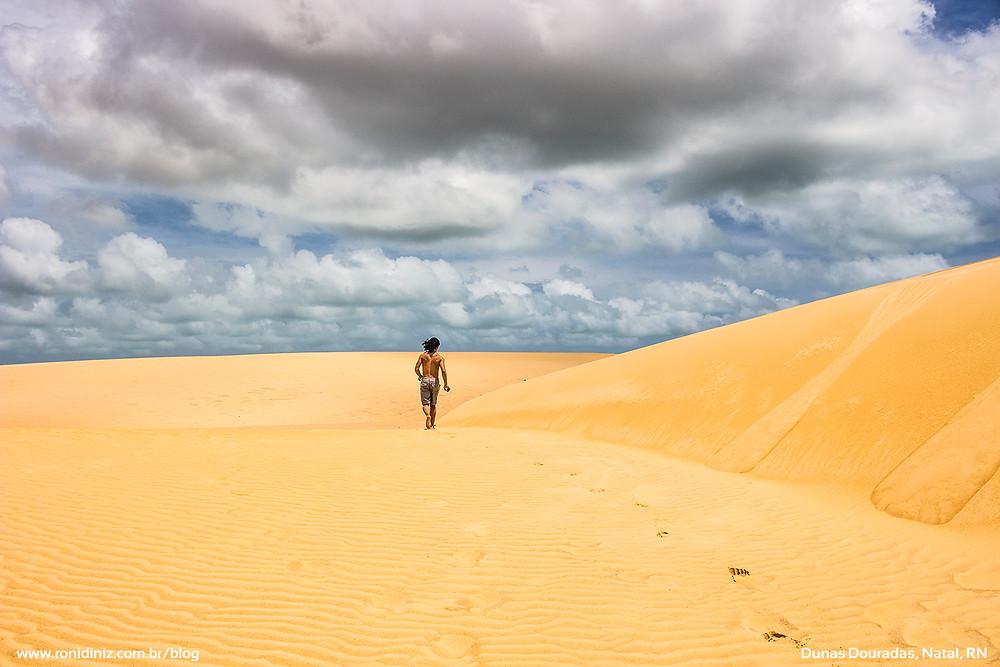 Dançarina do Deserto, Poema de Roni Diniz