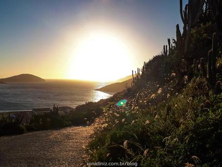 A Grande Pedalada em Arraial do Cabo
