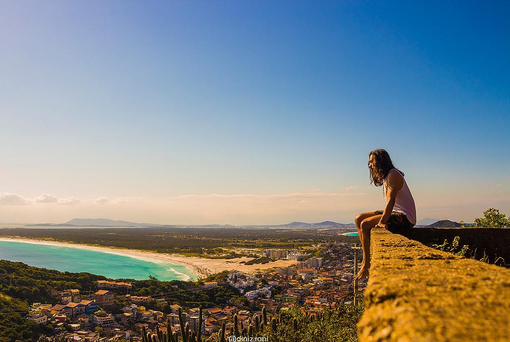 O Famoso Casarão do Cazuza em Arraial do Cabo