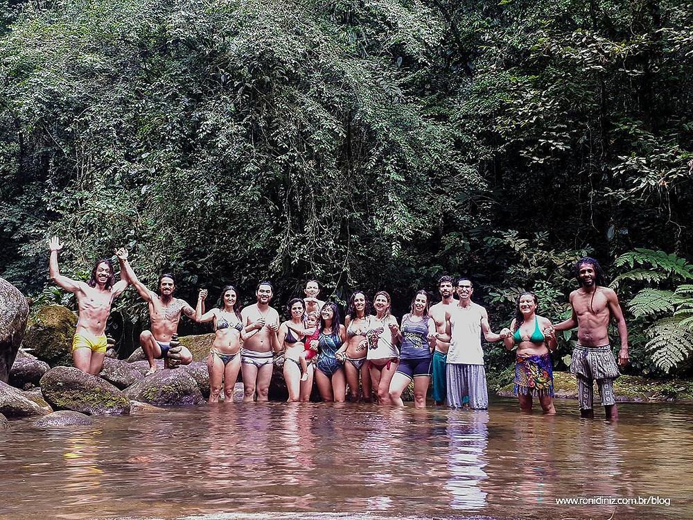 Cachoeira da Bacia