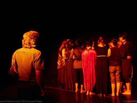 O teatro e os subtextos (Dia nacional do teatro)