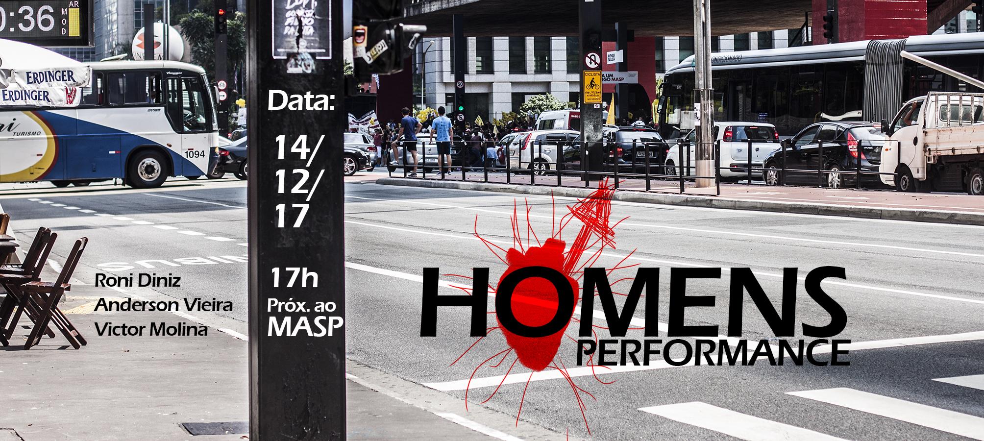 Performance Homens 14/12/17