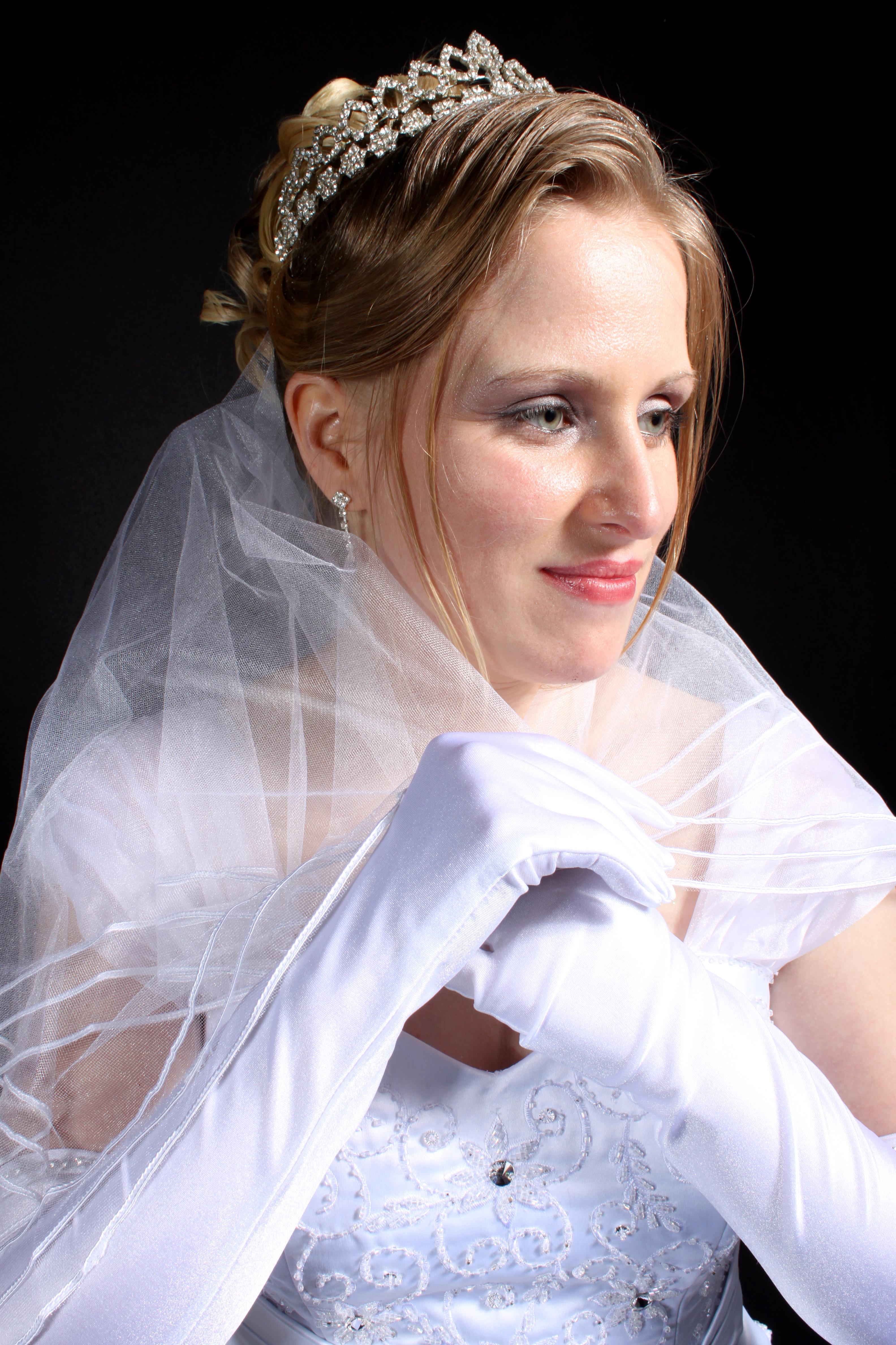Fotografia de casamento - Noiva
