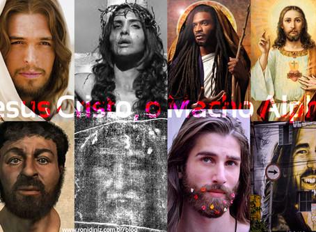 Jesus Cristo, o Macho Alpha