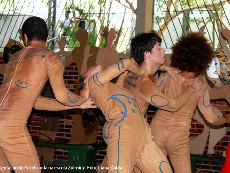 Sobre Faces e Bundas. Ecos do Projeto Facebunda: pesquisa e criação de espetáculo de Dança (2013)