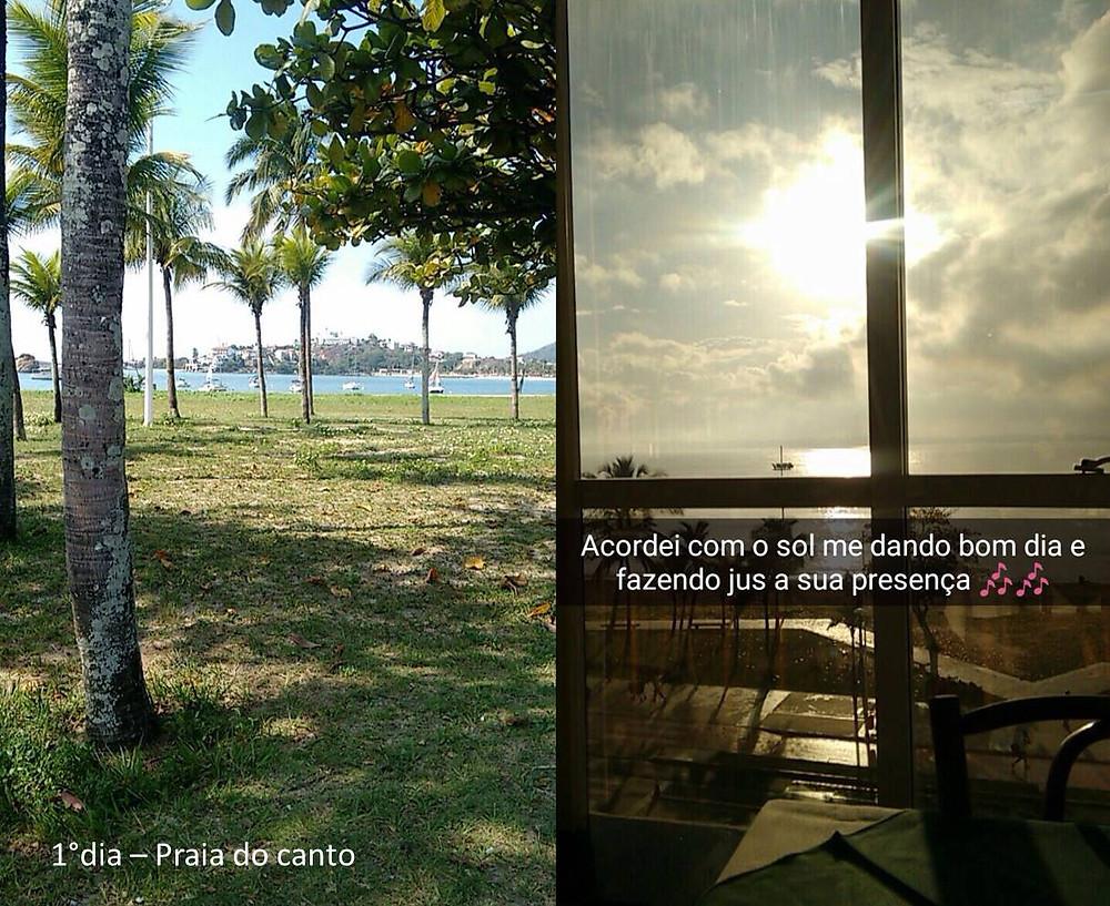 Praia do Canto - ES
