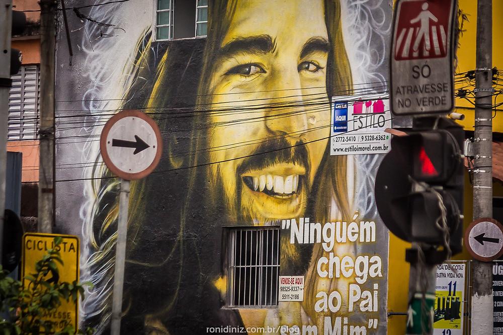 Pela DESCRUCIFICAÇÃO de Cristo, foto: Roni Diniz
