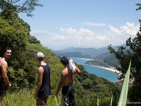 Cachoeiras, Praia Deserta e Trilhas em Boiçucanga, Litoral Norte de Sampa!