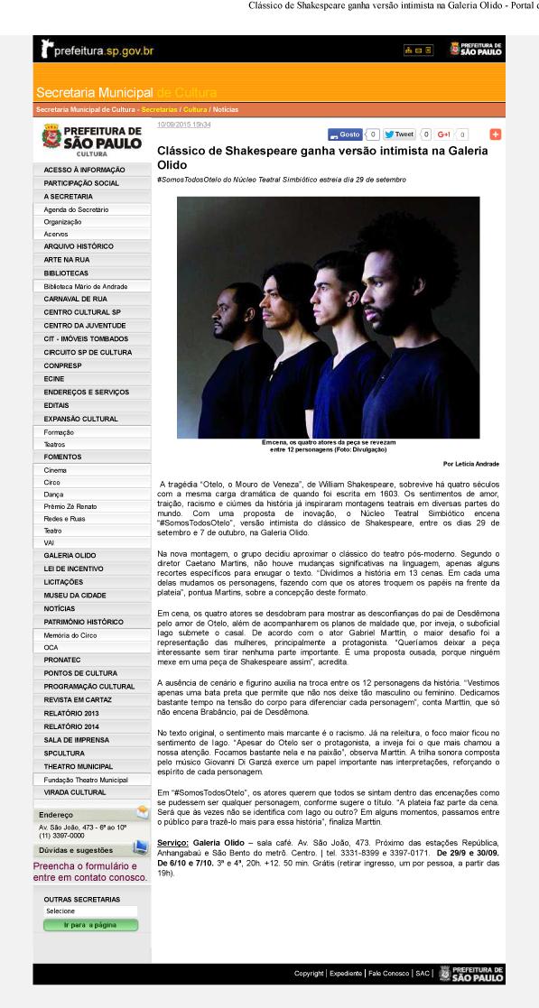 2015-09 Portal da Prefeitura - #SomosTodosOtelo