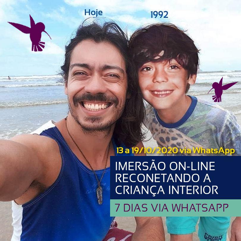 IMERSÃO: Reconectando a Criança Interior